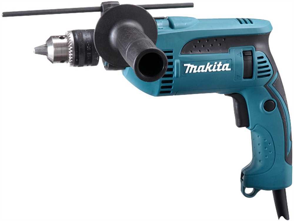 FURADEIRA IMPACTO SEM MALETA MAKITA HP1640 760W 1/2 - 220V