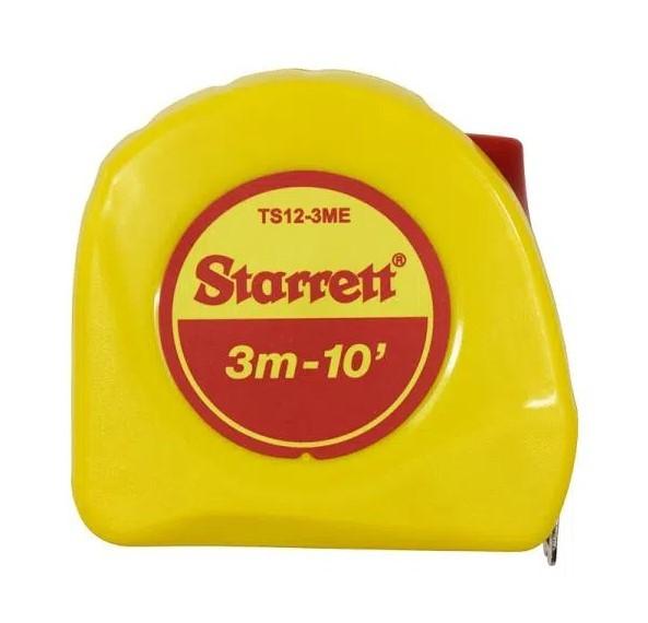 TRENA 3 MT COM TRAVA - STARRETT