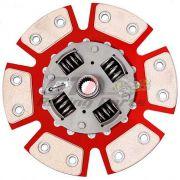 DISCO DE EMBREAGEM GM ASTRA VECTRA 95/96 6 PAST. C/ MOLA - CERAMIC POWER