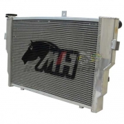 RADIADOR DE AGUA RACING PARA GM OPALA 6CIL 75> - MONTAGEM ORIGINAL - METAL HORSE