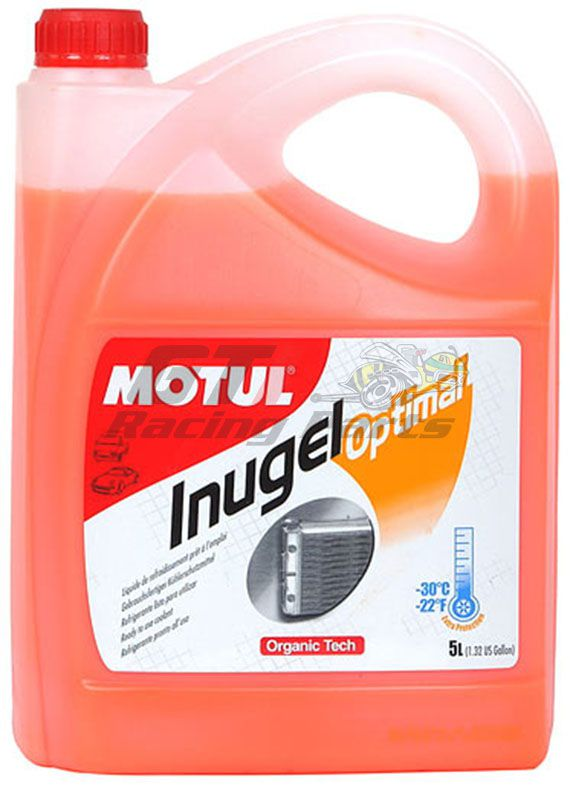 ADITIVO RADIADOR INUGEL OPTIMAL ULTRA MOTUL 5L