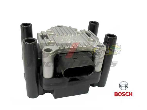 BOBINA VW GOLF 4 SAÍDAS COM MODULO INTEGRADO BOSCH - F000ZS0210