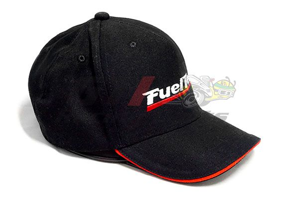 BONE FUELTECH BORDADO - PRETO
