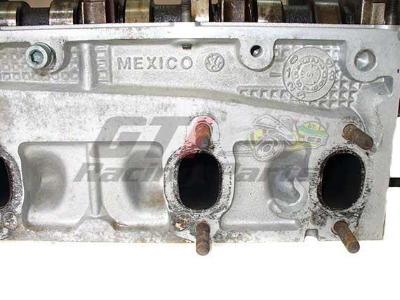 CABEÇOTE VW AP 2.0 GOLF FLUXO CRUZADO MEXICANO