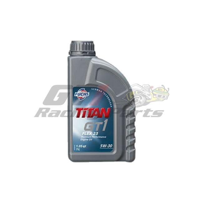 ÓLEO MOTOR 5W30 GT1 FLEX 23 TITAN 1L