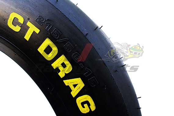 PNEU 215 / 50 - 15 CT DRAG - AG