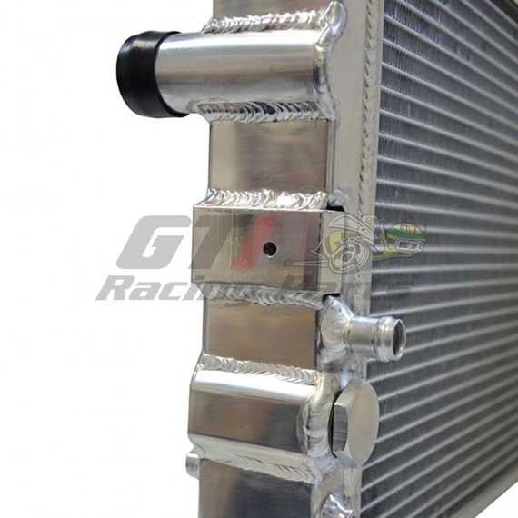 RADIADOR DE AGUA RACING PARA VW GOL G2 / G4 - MONTAGEM ORIGINAL -  METAL HORSE