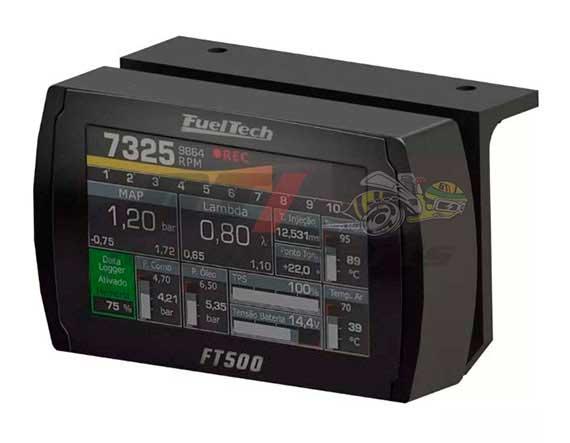 SUPORTE FT200 A FT500 FIXAÇÃO SUPERIOR 90° C/ FURAÇÃO WB NANO