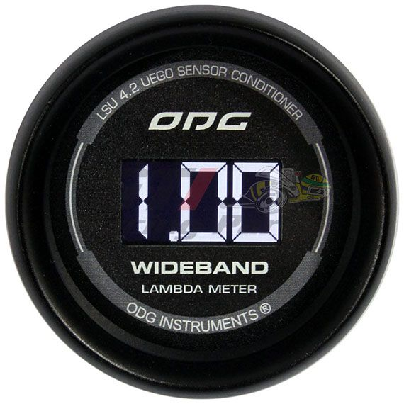WIDEBAND ODG LSU 4.2 DAKAR II 52MM