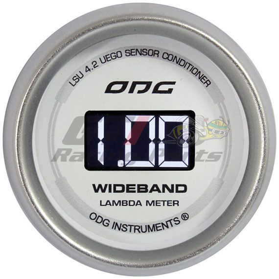WIDEBAND ODG LSU 4.2 DRAG II 52MM