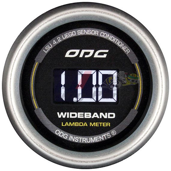 WIDEBAND ODG LSU 4.2 EVO II 52MM