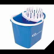 Balde Mopinho 12 Litros - Azul - BE50AZ - Bralimpia