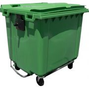 Container para Lixo 1000 Litros com Pedal - Contemar