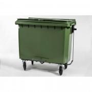 Contentor de Lixo 700 Litros com Pedal