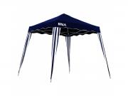 Gazebo Tenda Dobrável com Pés de Alumínio 3X3m Azul - Kala