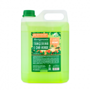 Sabonete Líquido Tangerina e Chá Verde 5 Lts - C10318 - Premisse
