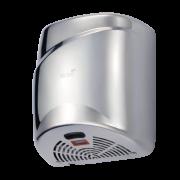 Secador de Mãos Automático em Aço Inox Speedy Plus  - Biovis