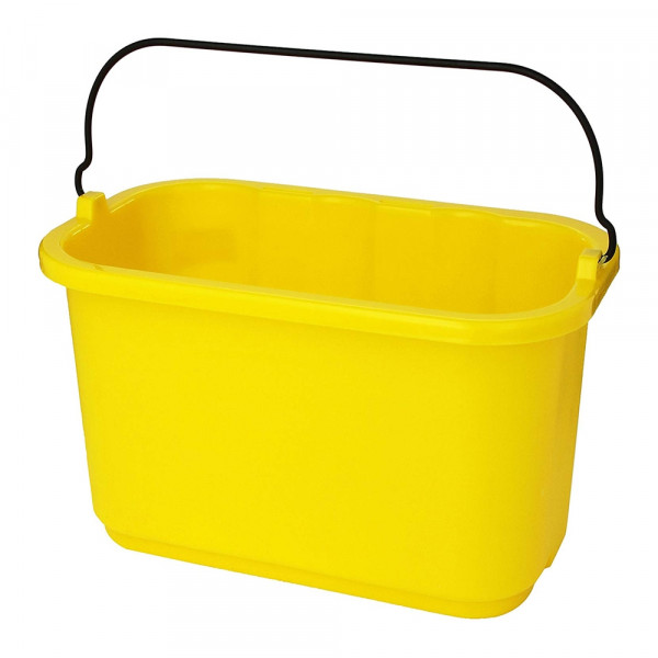 Balde para Desinfecção Amarelo - Rubbermaid