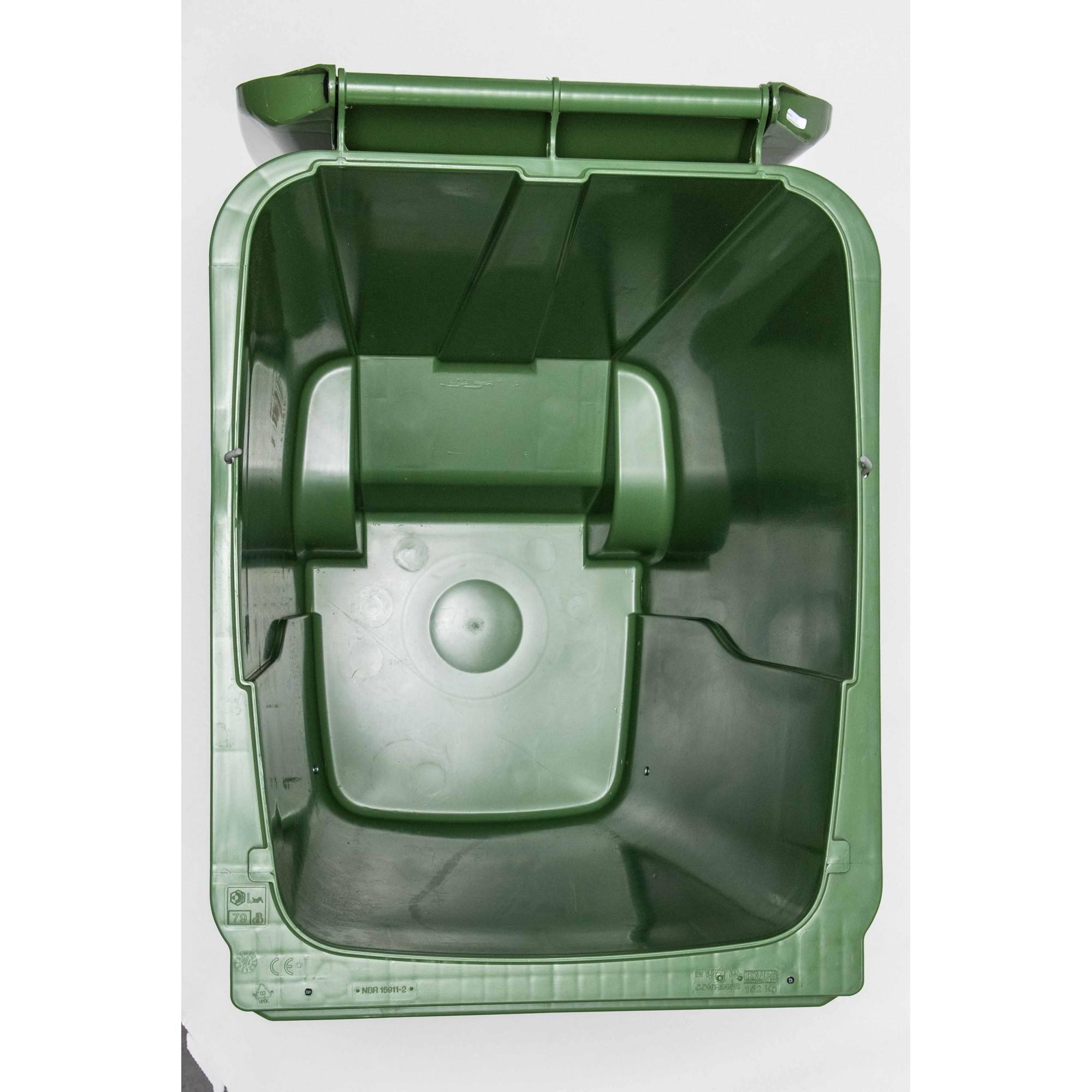 Contentor de Lixo 360 Litros com Pedal