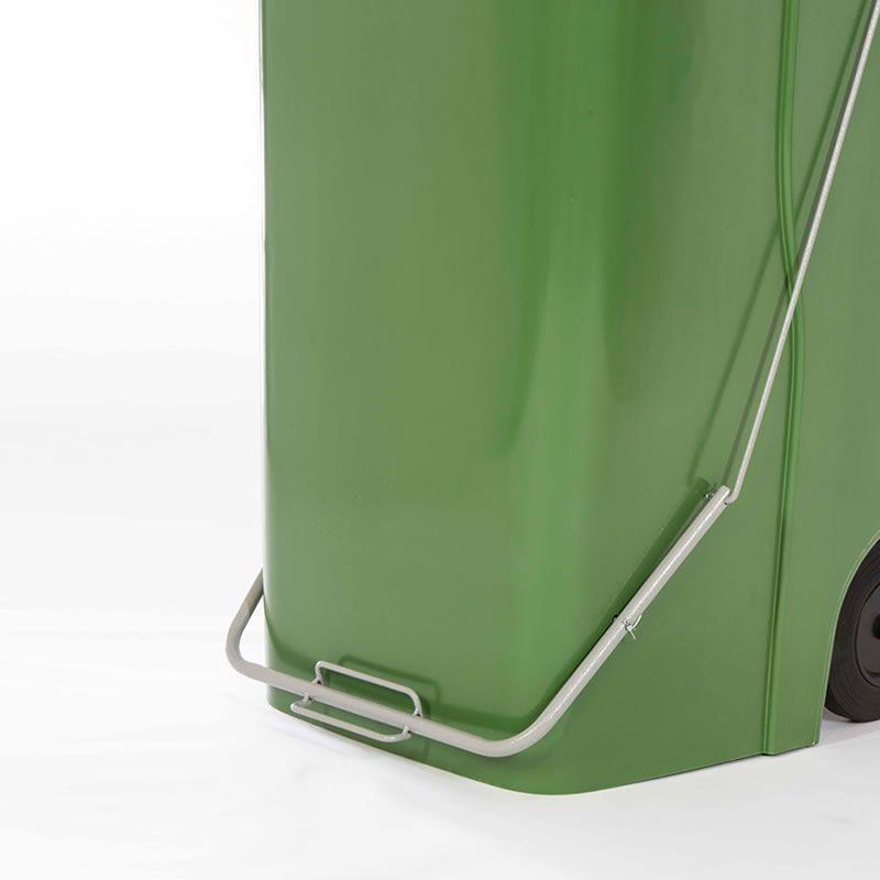 Contentor de Lixo 360 Litros com Pedal - Contemar