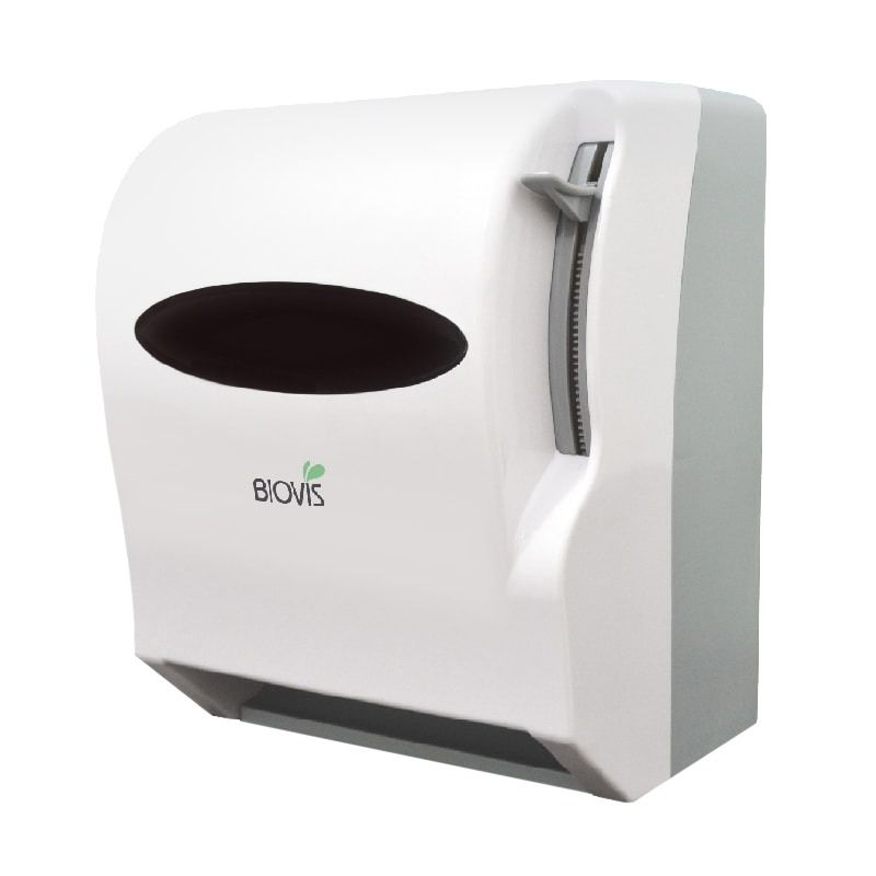 Dispenser com Alavanca para Papel Toalha - Biovis