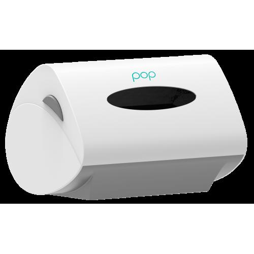 Dispenser Papel Toalha Interfolhado de Mesa ou Suspenso Paper POP - Biovis