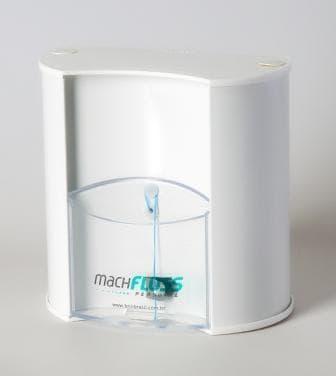 Dispenser para Fio Dental + Refil - Machfloss