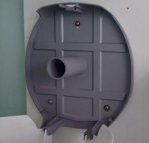 Dispenser para Papel Higiênico Rolão Velox Dark - Premisse