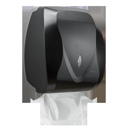 Dispenser para Papel Toalha Interfolhado - Velox Dark - Premisse
