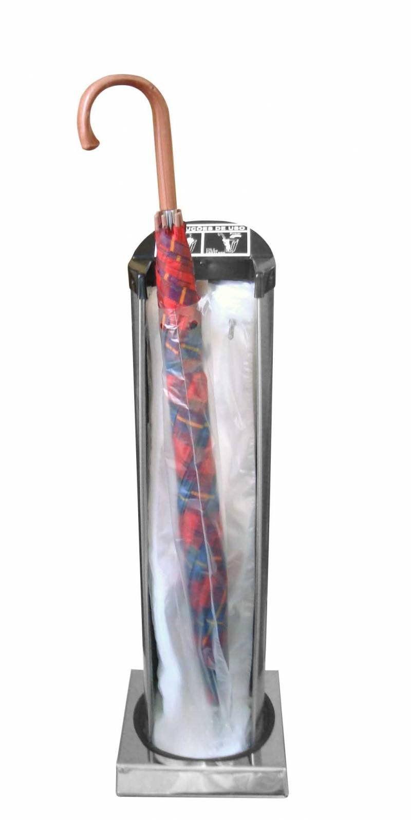 Embalador de Guarda Chuva Clean Inox - Sekura