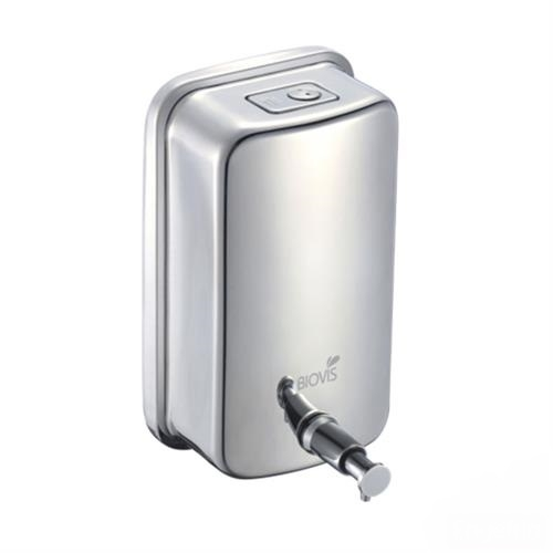 Kit de Dispenser em Aço Inox Polido - Biovis