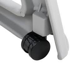 Kit Rodas para Assento Infantil Sturdy Chair® - FG7805L20000 - Rubbermaid