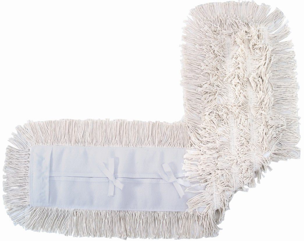 Mop pó algodão - ponta cortada - 100cm - 111700 - ref. 1204 - Rubbermaid