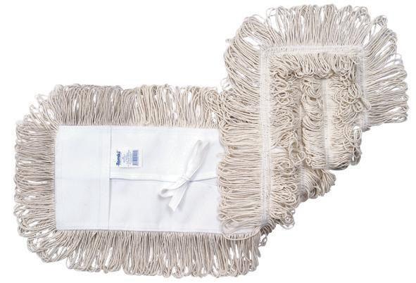 Mop pó algodão - ponta dobrada - 40cm - 111714 - ref. 1251 - Rubbermaid
