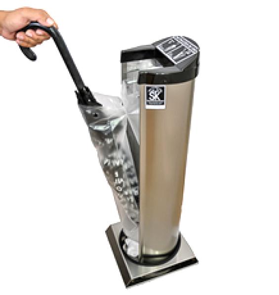 Refil Plástico para Embalador de Guarda-Chuva - Sekura 2253