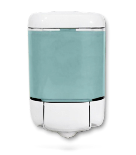 Dispenser sabonete líquido ou álcool gel Alta Performance 1000ml - Bralimpia SB2014