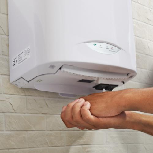 Secador de Mãos Speedy Plástico - Biovis
