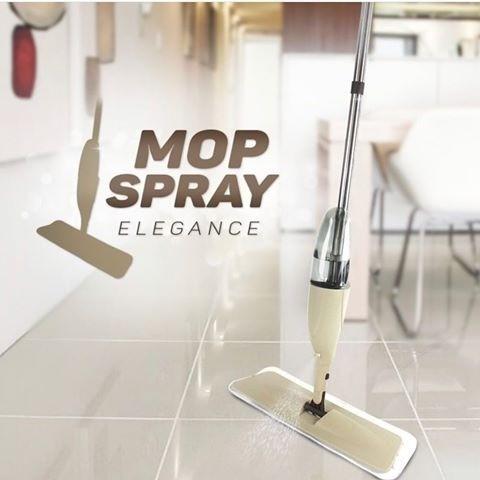 Spray Mop Elegance com reservatório - Nobre