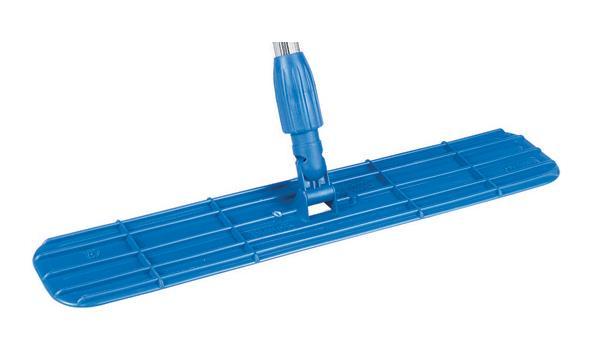 Suporte Plástico para Mop Pó - 40cm - 111844 - ref. 1221 - Rubbermaid