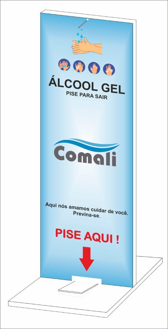 Totem de Higienização        *Somente para Curitiba e região*