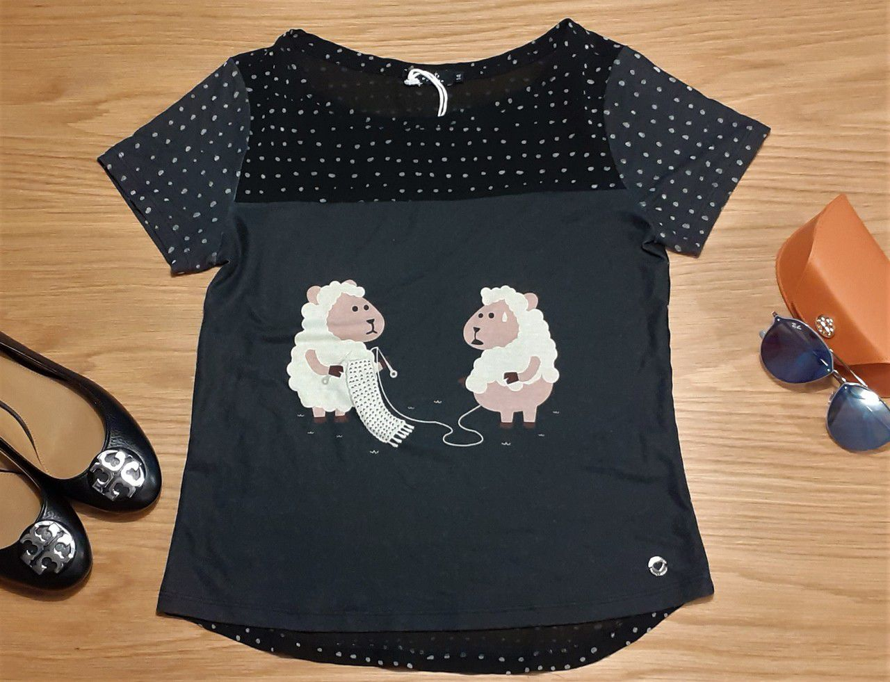 CAMISETA INFANTIL SHEEP