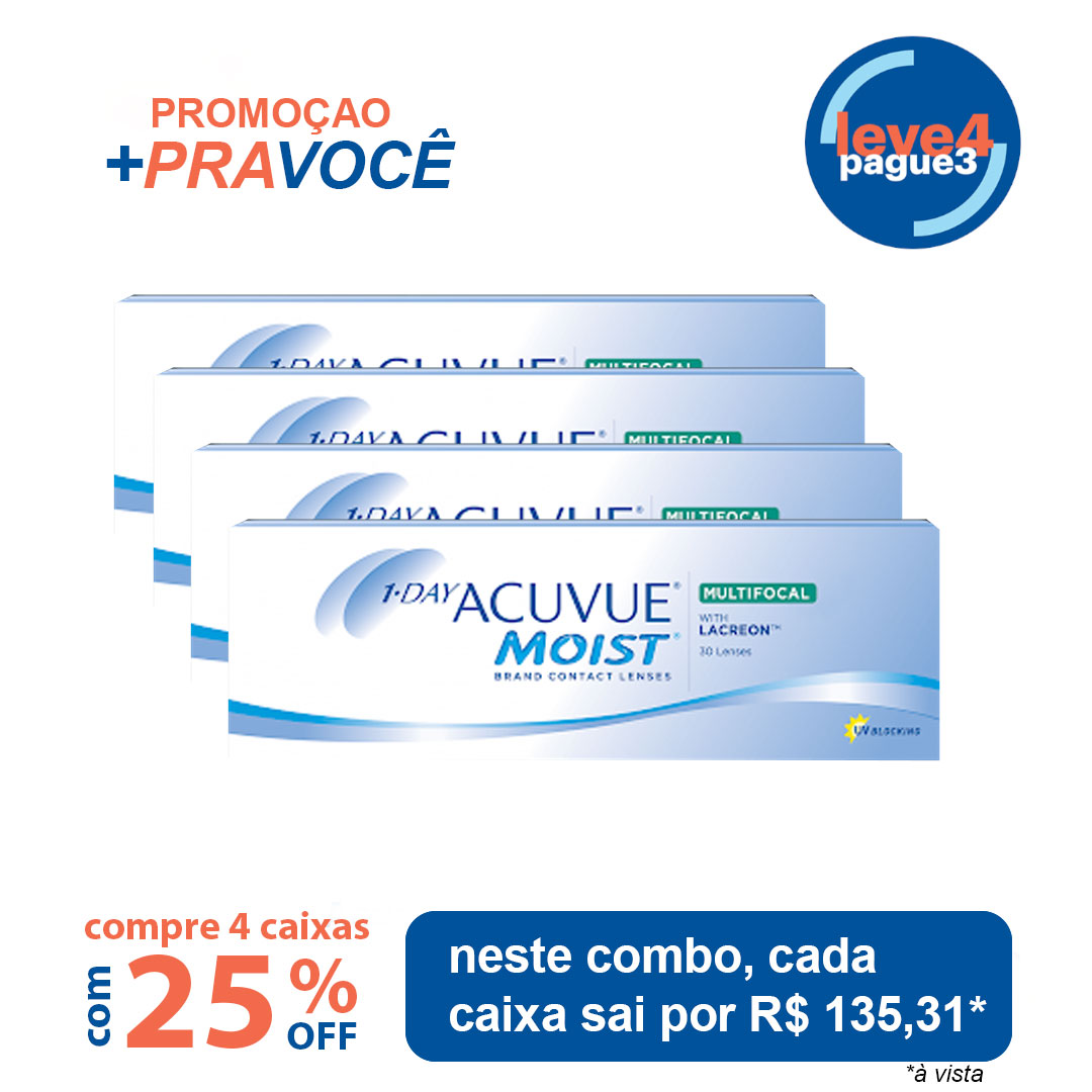 1-day Acuvue Moist Multifocal Leve 4 pague 3