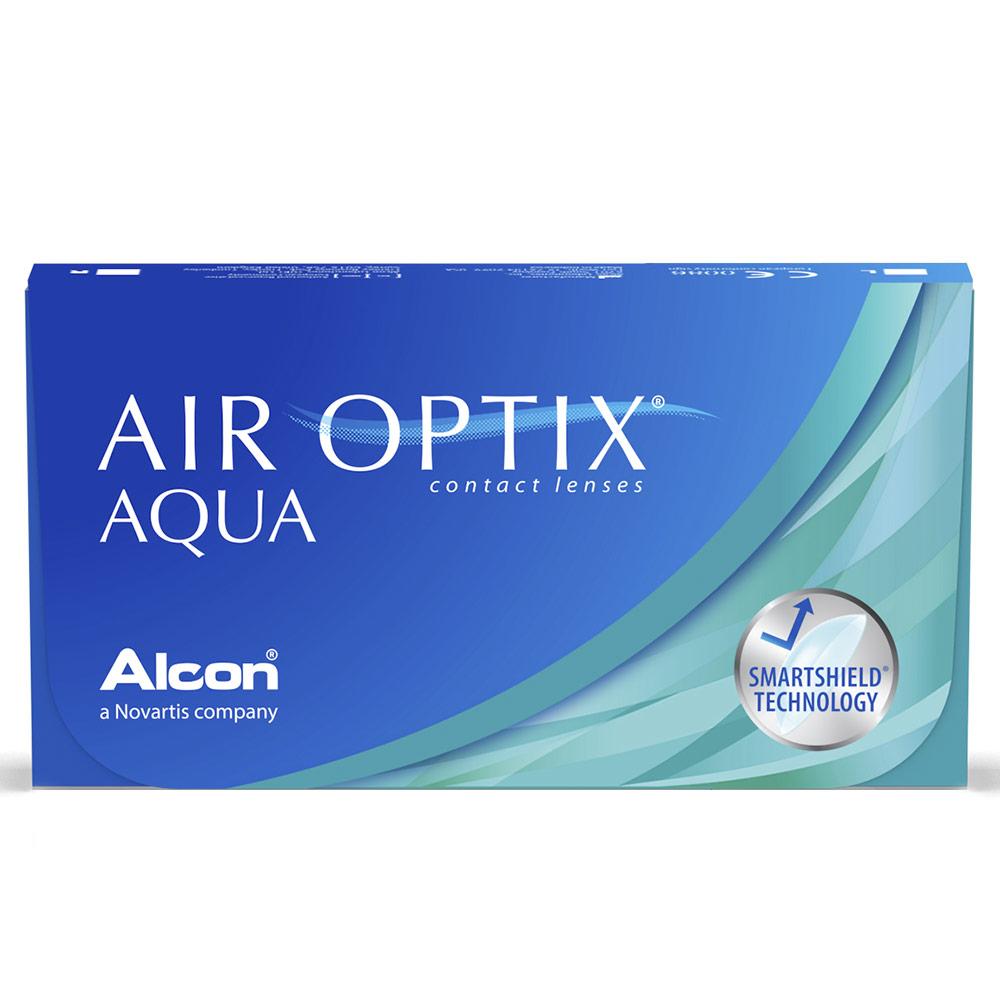 """Air Optix Aqua - Disponível em Grau Esférico  de """"-01,50"""""""