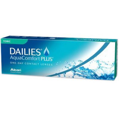Dailies Aqua Comfort Toric