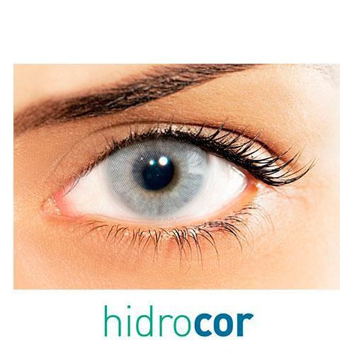 Kit de lentes de contato Hidrocor Cristal