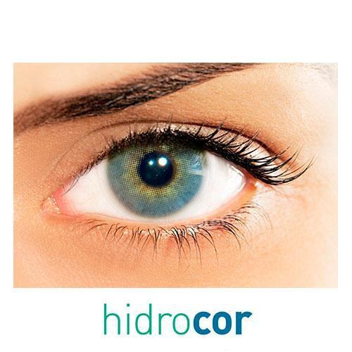 Kit de lentes de contato Hidrocor Quartzo