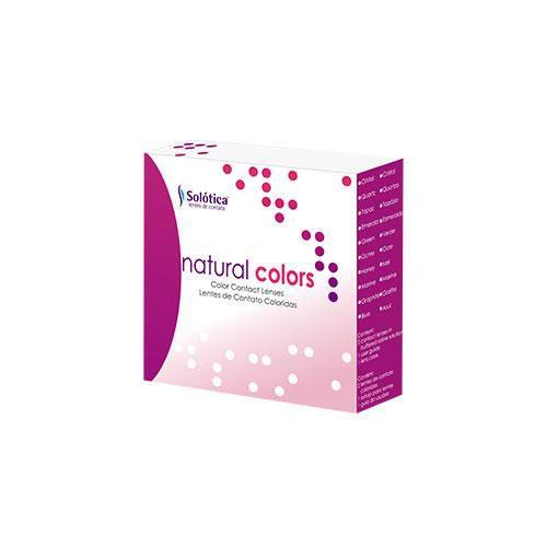 Kit Lentes de Contato Solótica Natural Colors