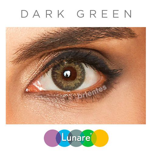 Lente de Contato Colorida Lunare Mensal Sem Grau