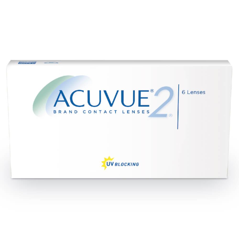 Lentes de Contato Acuvue2