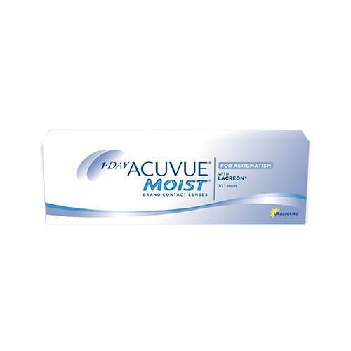 1-day Acuvue Moist para Astigmatismo